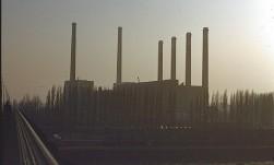 Papendrecht energiecentrale Dordrecht - Johan Koolwaaij