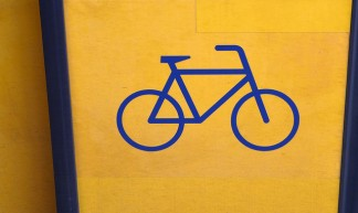 train+bicycle - Judy van der Velden