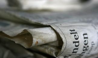 Newspaper - Luc De Leeuw