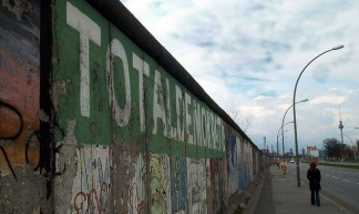 Berlin Wall - Patricia Piolon