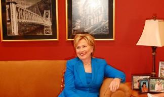 Secretary of State Hillary Clinton - Talk Radio News Service