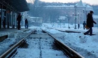 Chernivtsi Railway Station - Andriy Baranskyy
