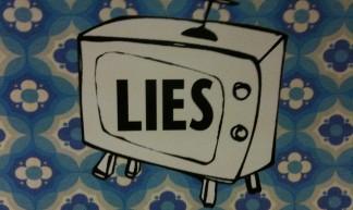 Lies - Ged Carroll
