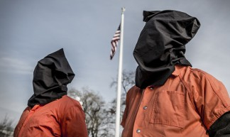 Witness Against Torture: The Flag - Justin Norman