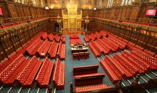 House of Lords Chamber - UK Parliament