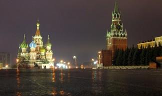 Plaza roja de Moscú, Moscow red square. - Vicente Villamón