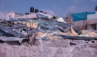House demolition, East Jerusalem - http://maailma.net