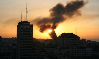 Gaza Burns - Al Jazeera English