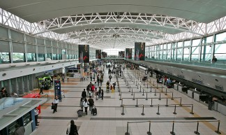 Buenos Aires Airport, International Check In Area - Alex Proimos