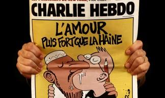 #JeSuisCharlie #CharlieHebdo - Carlos ZGZ