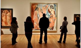 watching art - Enrico Santagati
