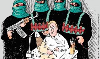 Charlie Hebdo - Eric LAMBERT (Angers)