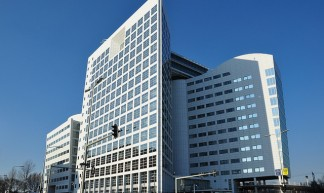 International Criminal Court Building - Global Panorama