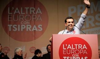 Alexis Tsipras @ Piazza Maggiore - Lorenzo Gaudenzi