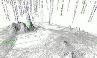 Big Data: water wordscape - Marius B