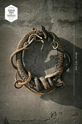 © Darwin.SinkevanTongeren – Snake Heraldy