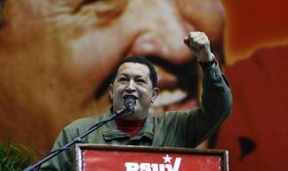 Presidente de la República Bolivariana de Venezuela,Hugo Chávez Frías - Bernardo Londoy