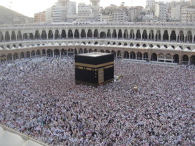 Mekka: het stinkende hart van de islam - Sargasso