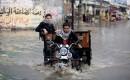 Overstroming in Gaza doordat Israël dammen open zet