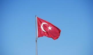 Turkish Flag - Scott James Remnant