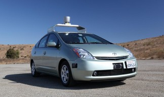 Google Self-Driving Car - Scott Schrantz