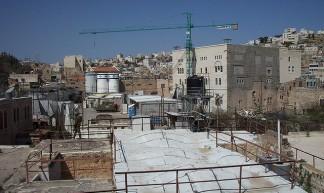 Hebron settlement - Svala  Jonsdottir