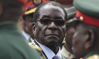 Robert Mugabe - a-birdie