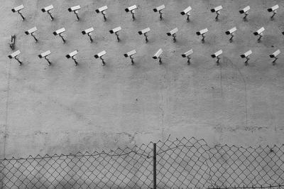 cc Flickr GoatChild photostream Street Art by SpY in Madrid