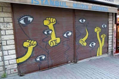 cc Flickr StuRap photostream Istanbul Street Art 00