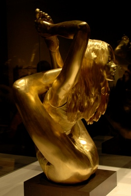 cc Flickr Alan Trotter photostream Marc Quinn statue of Kate Moss, Siren