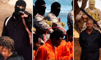The three asylum seekers who left Israel and were executed by ISIS