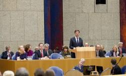 Regeringsverklaring - Minister-president Rutte