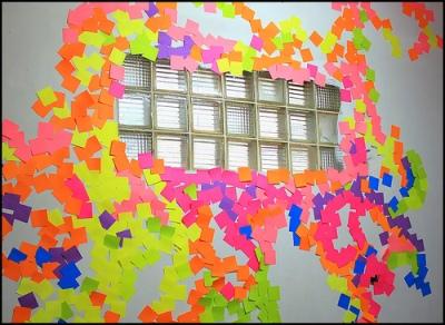 cc Flickr Guilherme Tavares photostream Post it up  Arte no Porto III Prédio da Cotada Pelotas – RS Artista Alice Porto