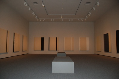 cc Flickr Rob Young photostream National Gallery of Art - Barnett Newman - The Stations of the Cross - Lema Sabachthani