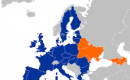 Tussen Rusland en de EU