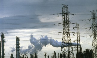 Air Pollution in the United States - United Nations Photo