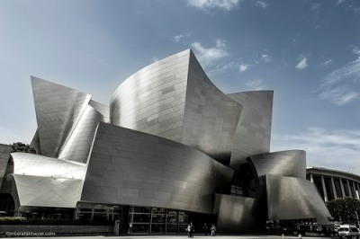 cc Flickr Mustafa Khayat photostream Walt Disney Concert Hall