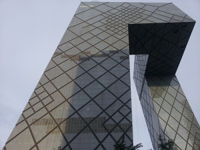 cc Flickr texttheater photostream CCTV Headquarters Beijing, China