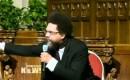 Cornel West houdt een preek