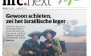Beetje bij beetje verspeelt Israël haar krediet