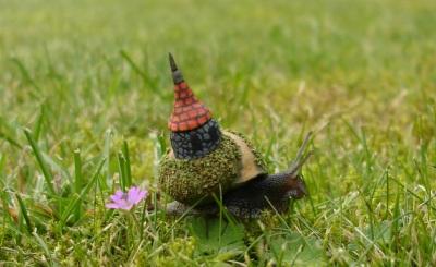 © Stefan Siverud Snailpimp Castle Snail