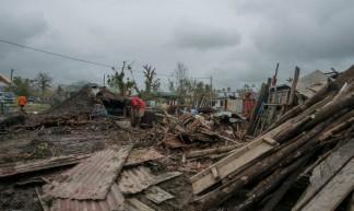 Vanuatu: Assessing the impact of cyclone Pam - European Commission DG ECHO