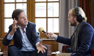 Interview Radio 4 - Minister-president Rutte