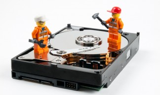 Hard Drive Repair - William Warby