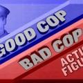 Wat als actiefiguurtjes de werkelijkheid van het politieoptreden in Amerikaanse…