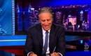 Jon Stewart kan even geen grappen maken vanwege schietpartij Charleston