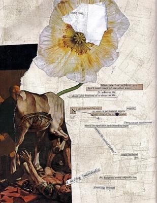 cc Flickr Derrick Tyson - Dashing Individualist (Visual-Text Poem i.)