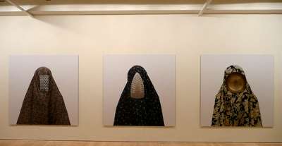 cc Flickr Herry Lawford photostream Saatchi Gallery Shadi Ghadirian Like Everyday Series 200-2001