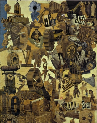 cc Flickr Juliana photostream Hannah Höch, Cut with the Kitchen Knife Dada Through the Last Weimar Beer-Belly Cultural Epoch of Germany, 1919-20