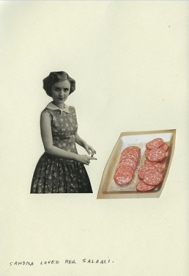 cc Flickr Mathilde Hiesse. Art Label photostream April Gertler – Sandra